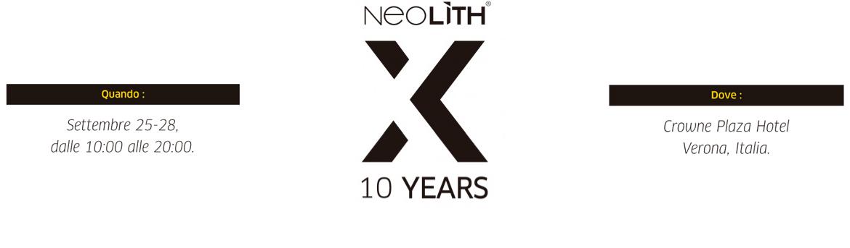 marmomac 2019 verona neolith anniversario 10anni